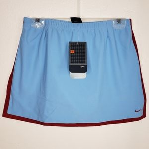 Blue 💙 Nike Dri-Fit Workout Skirt/Shorts Skort.